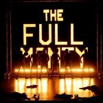 The Full Monty Sign on Stage