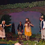 into the woods - 17 - a1stage scenery and set hire for