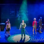 little shop of horrors - t61 - a1stage scenery and set hire for