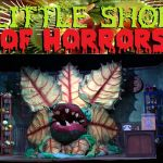 little shop of horrors - top - a1stage scenery and set hire for