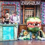 LITTLE SHOP OF HORRORS - A1 STAGE SCENERY AND SET HIRE FOR - 10