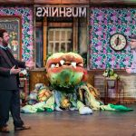 LITTLE SHOP OF HORRORS - A1 STAGE SCENERY AND SET HIRE FOR - 12b