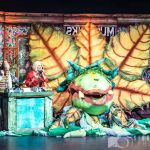 LITTLE SHOP OF HORRORS - A1 STAGE SCENERY AND SET HIRE FOR - 17h
