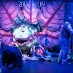 LITTLE SHOP OF HORRORS - A1 STAGE SCENERY AND SET HIRE FOR - 18a