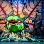 LITTLE SHOP OF HORRORS - A1 STAGE SCENERY AND SET HIRE FOR - 18b