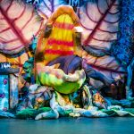 LITTLE SHOP OF HORRORS - A1 STAGE SCENERY AND SET HIRE FOR - 18d