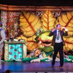 LITTLE SHOP OF HORRORS - A1 STAGE SCENERY AND SET HIRE FOR - 18x