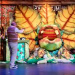 LITTLE SHOP OF HORRORS - A1 STAGE SCENERY AND SET HIRE FOR - 19a