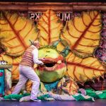 LITTLE SHOP OF HORRORS - A1 STAGE SCENERY AND SET HIRE FOR - 19b