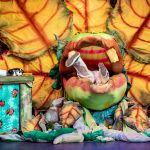 LITTLE SHOP OF HORRORS - A1 STAGE SCENERY AND SET HIRE FOR - 19c
