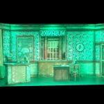 LITTLE SHOP OF HORRORS - A1 STAGE SCENERY AND SET HIRE FOR - 40