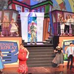 hairspray - c05 - a1stage scenery and set hire for