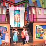 hairspray - c09 - a1stage scenery and set hire for