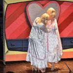 hairspray - c14 - a1stage scenery and set hire for