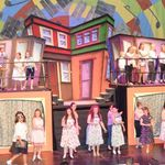 hairspray - c19 - a1stage scenery and set hire for