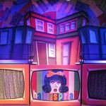 hairspray - c27 - a1stage scenery and set hire for