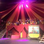 barnum - a1stage scenery and set hire for