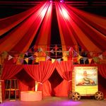 barnum - a1stage scenery and set hire for - banner 2