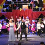 barnum - a1stage scenery and set hire for - 10