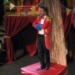 barnum - a1stage scenery and set hire for - 13