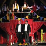 barnum - a1stage scenery and set hire for - 19