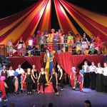 barnum - a1stage scenery and set hire for - 38