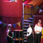 barnum - a1stage scenery and set hire for - 47