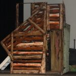 whistle down the wind - 04 - a1stage scenery and set hire for