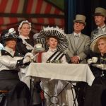 my fair lady - a1 stage scenery and set hire for 10
