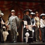 my fair lady - a1 stage scenery and set hire for 12