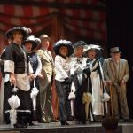 my fair lady - a1 stage scenery and set hire for 13
