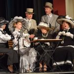 my fair lady - a1 stage scenery and set hire for 15