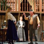 my fair lady - a1 stage scenery and set hire for 20