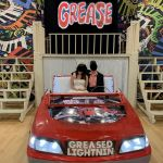 GREASE - A1 STAGE SCENERY AND SET HIRE FOR - 01d