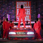 GREASE - A1 STAGE SCENERY AND SET HIRE FOR - 07