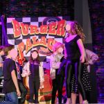 GREASE - A1 STAGE SCENERY AND SET HIRE FOR - 11