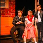 GREASE - A1 STAGE SCENERY AND SET HIRE FOR - Basement 2