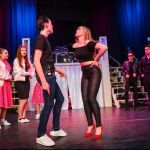 GREASE - A1 STAGE SCENERY AND SET HIRE FOR - Burger Palace 2