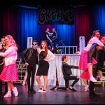 GREASE - A1 STAGE SCENERY AND SET HIRE FOR - Burger Palace 3