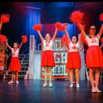 GREASE - A1 STAGE SCENERY AND SET HIRE FOR - Cheer Leaders
