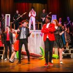 GREASE - A1 STAGE SCENERY AND SET HIRE FOR - Dance