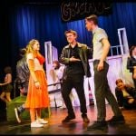 GREASE - A1 STAGE SCENERY AND SET HIRE FOR - Grease Sign