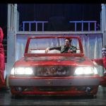 GREASE - A1 STAGE SCENERY AND SET HIRE FOR - Greased Lightning 1