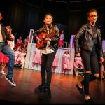 GREASE - A1 STAGE SCENERY AND SET HIRE FOR - Magic Changes