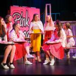 GREASE - A1 STAGE SCENERY AND SET HIRE FOR - Pink Ladies 2