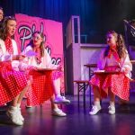 GREASE - A1 STAGE SCENERY AND SET HIRE FOR - Pink Ladies