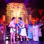 Joseph and the amazing technicolor dreamcoat  - - A1 STAGE SCENERY AND SET