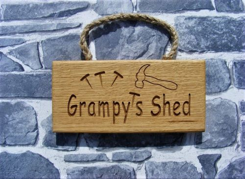 'Grampy's Shed'