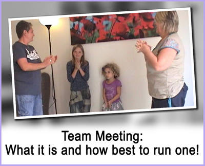 Team Meetings - Tool (video)
