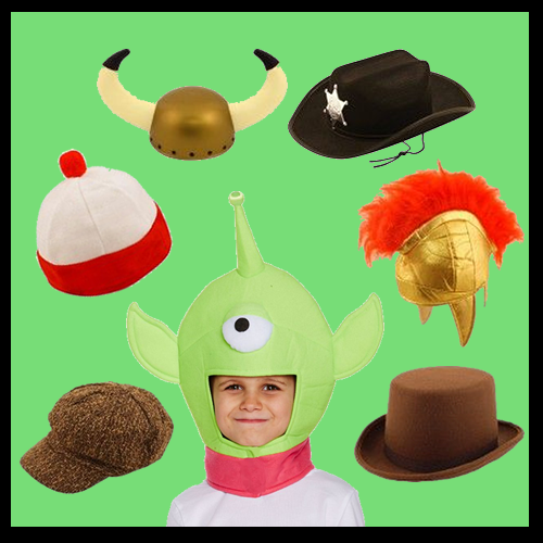 All Childrens Hats